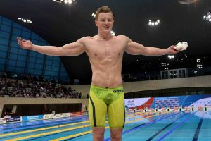 photo of Adam Peaty MBE